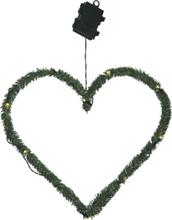 Krans Line Heart