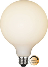 LED-lampa E27 G125 Opaque