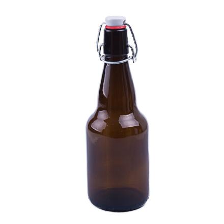 Ölflaska 50 cl bygelkapsyl