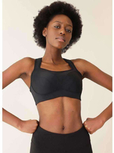 High Support Sports bra, Svart / 75C