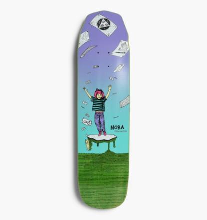Welcome Skateboards - Magilda Wicked Princess 8,125 Deck