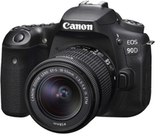 Canon EOS 90D Kit (EF-S 18-55mm IS STM)