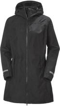 Lisburn W Raincoat Musta L