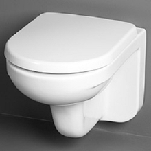 Gustavsberg Vägghängd Toalettstol ARTic 4330 Hårdsits Vit