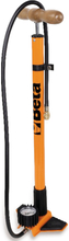 Beta Tools Cykelpump 9597P orange stål 095970100