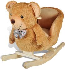 vidaXL Gungdjur teddybjörn