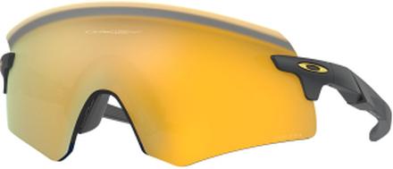 Oakley Encoder Glasögon Matte Carbon/Prizm 24k
