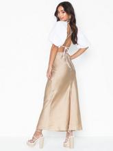 NLY Trend Long Satin Skirt