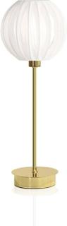 Globen Lighting, Lampa Plastband Vit/Mässing