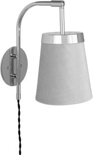 Globen Lighting, Vägglampa Walther Grå