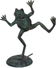 Mr Fredrik Fontän Funny Frog 40cm