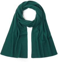 Schal aus 100% Kaschmir Peter Hahn Cashmere grün