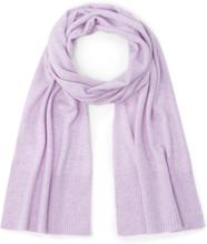 Schal aus 100% Kaschmir Peter Hahn Cashmere lila