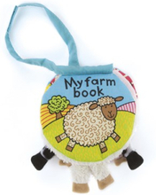 Jellycat - My Farm Book