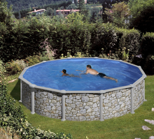 Clear Pool Stenimitation 460 cm