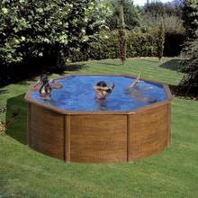 Clear Pool Träimitation 350 cm
