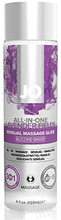 All-in-One Sensual Massage Glide Lavender 120 ml