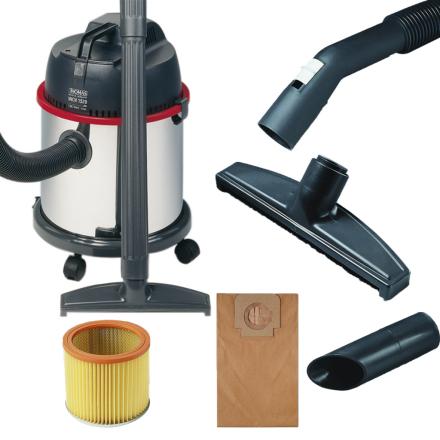 Thomas Multifunktionel støvsuger Inox 1520 plus 1500 W 786182