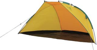 Easy Camp Vindskydd beach gul och orange 120093