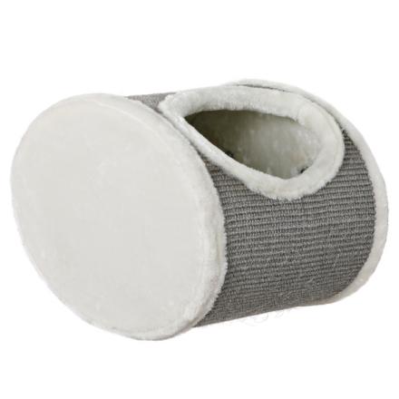 TRIXIE Kattehule 42x29x28 cm creme og grå 49921