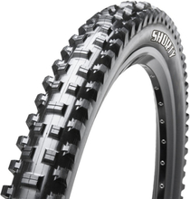 Maxxis Shorty Tyre DHF, DH, 26x2.50, wire, SuperTacky 61-559 | 26 x 2.40 2020 Däck till MTB