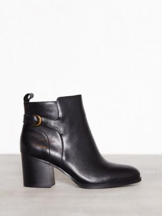 Lauren Ralph Lauren Ginelle Boots Svart