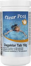 Clear Pool Dagsklor 10g tabletter, 3 kg