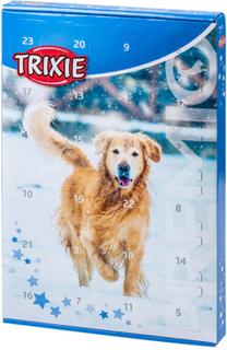 Trixie adventskalender hund