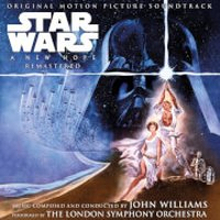 Star Wars 'A New Hope' Original Motion Picture Soundtrack 2LP