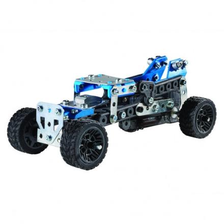 Meccano - 10-Model Set - Motorized Truck