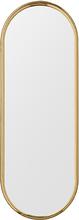 Angui peili ovaali, 108 cm kulta