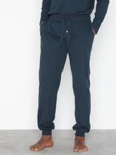 Gant Pajama Pants Ctn Jersey Nattøy Navy