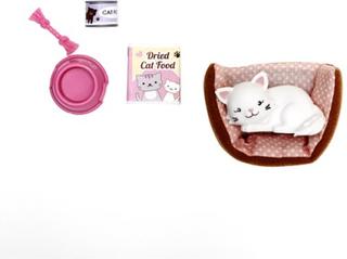 Lottie - Docktillbehör - Pandora The Persian Cat