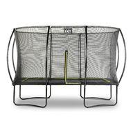 Exit Silhouette 244x366cm suorakaide trampoliini turvakehällä