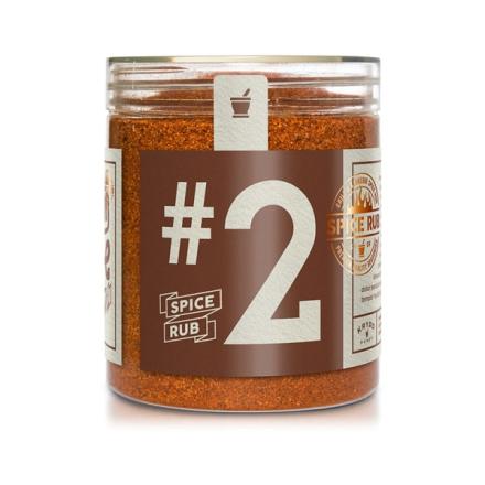 Kryddhuset Spice Rub - Cinnamon & Apple