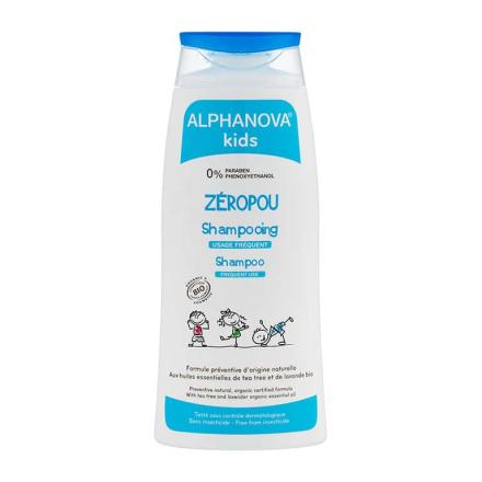 Alphanova Kids Økologisk Luseshampoo, 200ml - REN Velvære