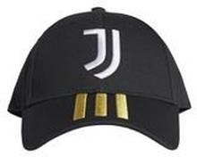 Juventus Lippis Baseball - Musta/Valkoinen/Keltainen