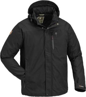 Pinewood Caribou TC Extreme Jacket Men's Herre Jaktjackor Ofodrade Sort M
