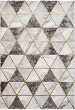 Maskinvävd matta - Craft Trendy Guld - 240x340 cm
