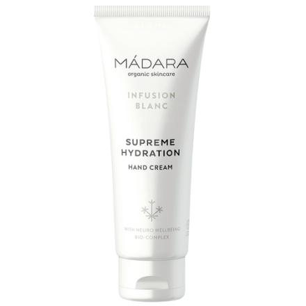 Mádara Infusion Blanc Supreme Hydration Hand Cream