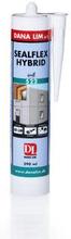 Dana Lim Sealflex Hybrid 522, hvit, 290 ml