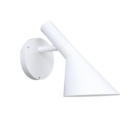 Louis Poulsen - AJ 50 Væglampe (udendørs) 8W LED, hvid struktur