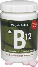 DFI Vitamin-B12 500 mcg Pflanzlich 90 stk