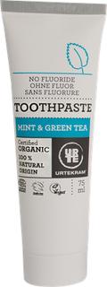 Tandkräm Urtekram Olika smaker (Smak: Tea Tree)
