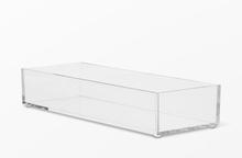 Förvaringsbox Saltsjön, 25,6x9,5 cm
