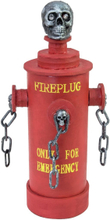 Halloween animated fire hose