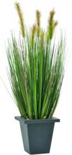 Moor-grass in pot, artificial, 60cm