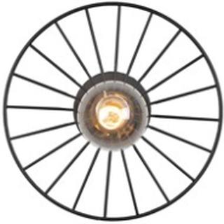 Globen Lighting Plafond Wheel Mini - Svart
