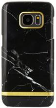 Richmond & Finch skal till Samsung Galaxy S7 Edge - Black Marble