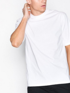 Only & Sons onsDONNIE Oversized Tee Reg T-shirts & linnen Vit